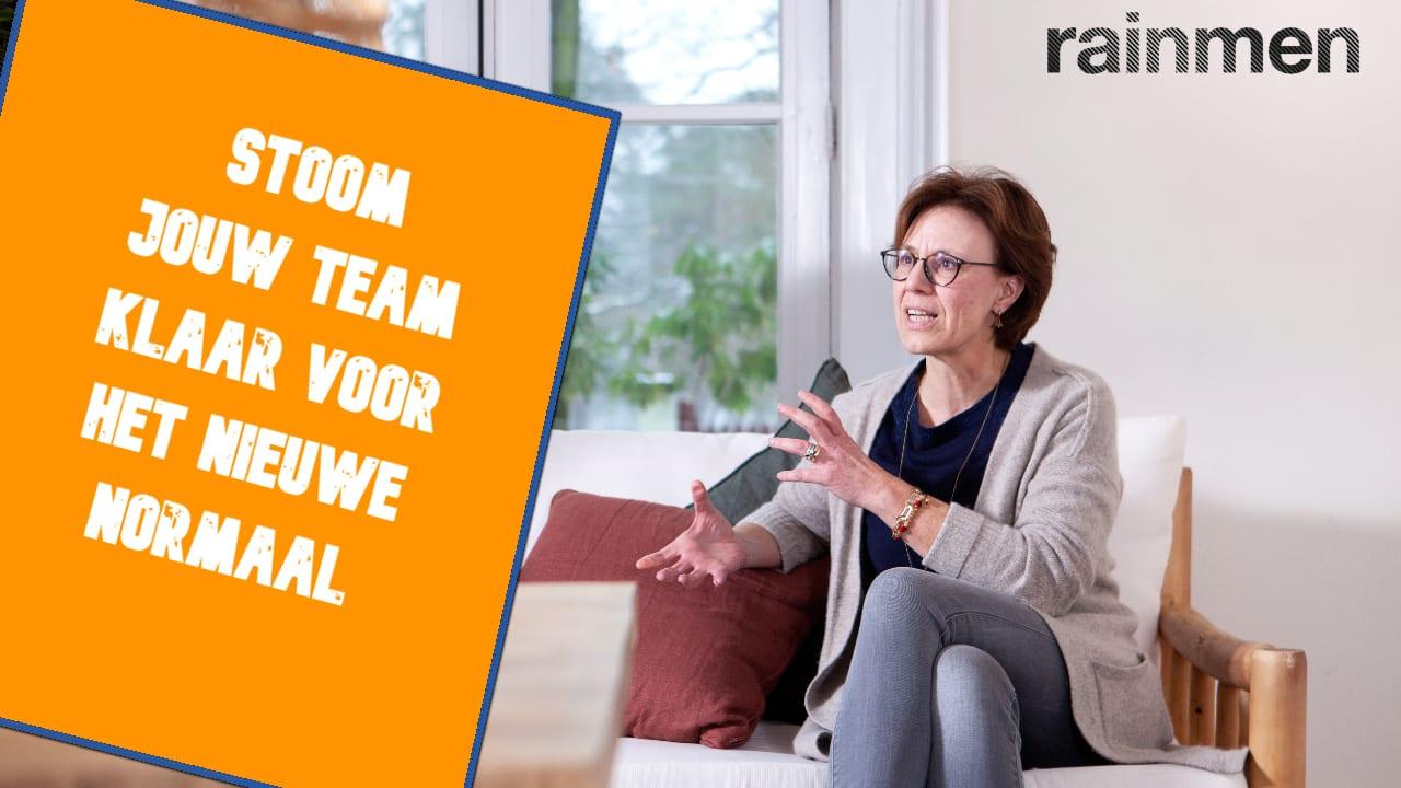Stoom jouw team klaar voor het nieuwe normaal