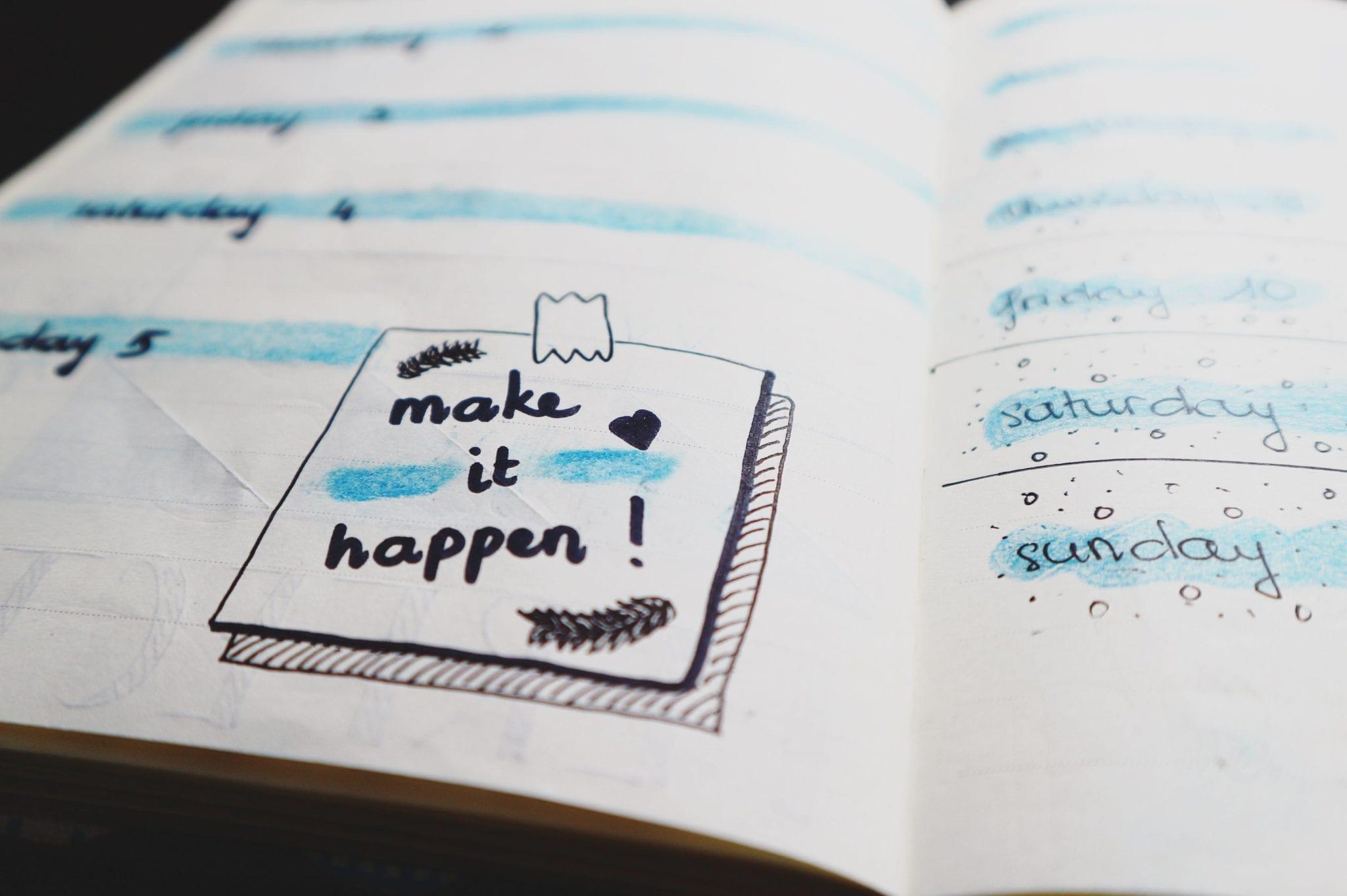 Een resultaatgericht plan maken voor jouw herstart