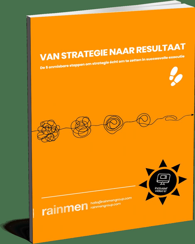 Strategie-Executie Van Strategie Naar Resultaat - De 5 onmisbare stappen om strategie echt om te zetten in succesvolle executie