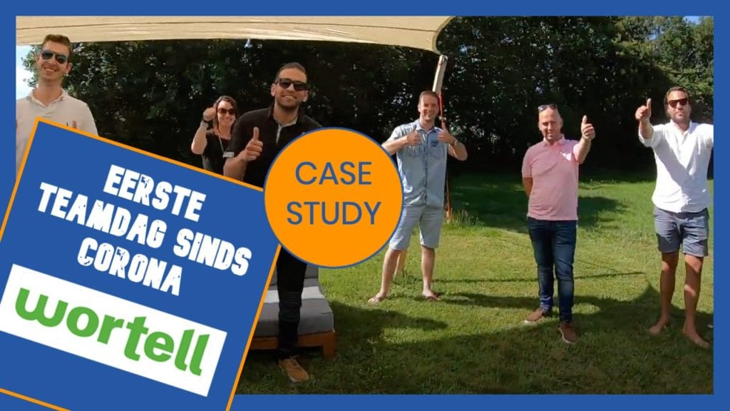 Thumbnail Case Study Rainmen - Wortell