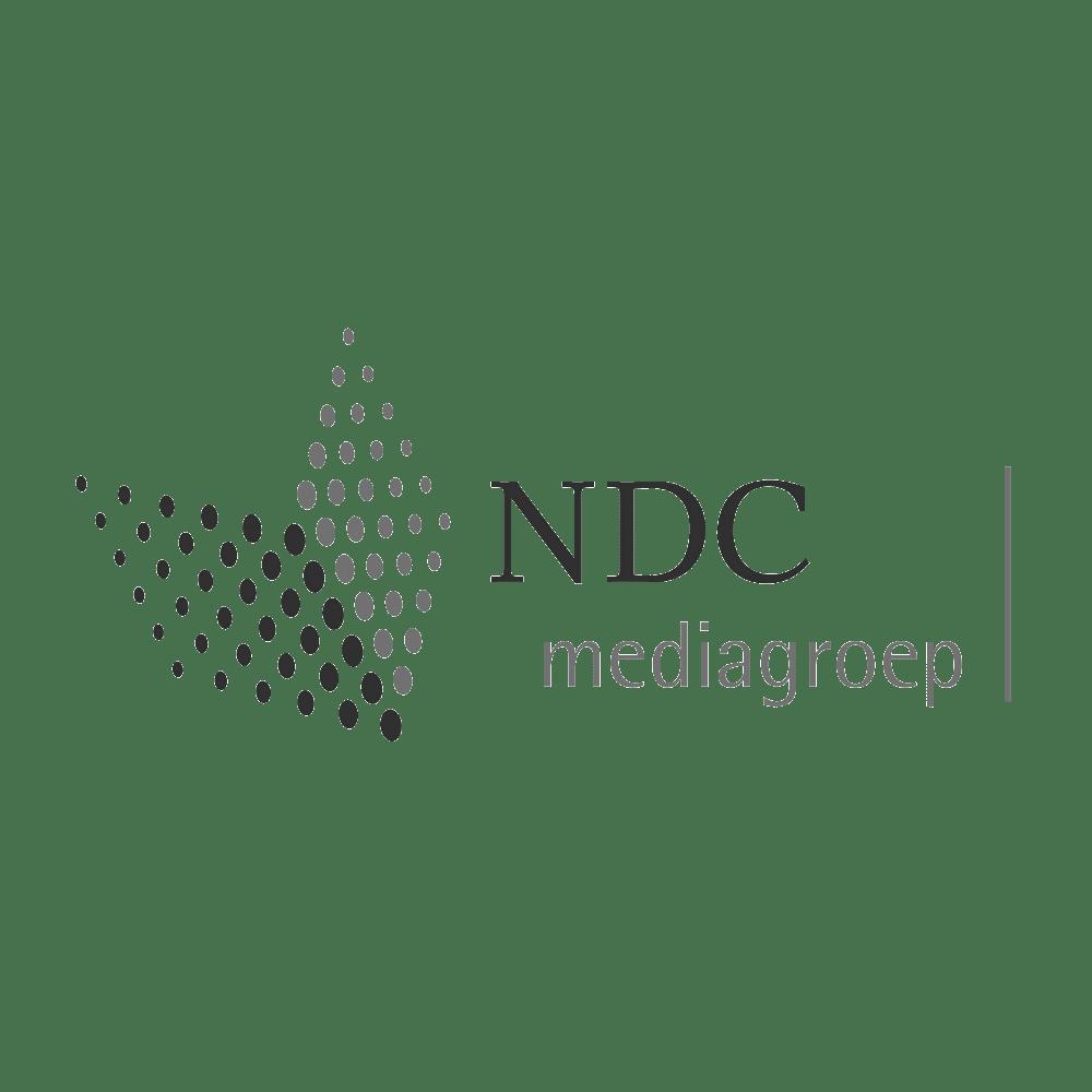 Logo NDC Mediagroep