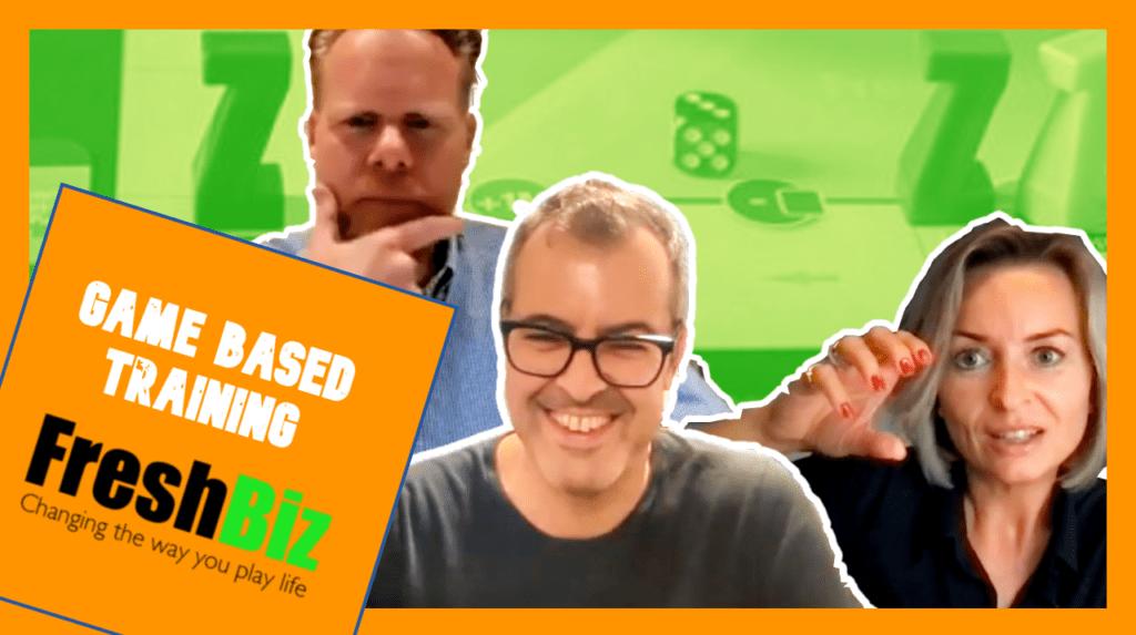 Rainmen Podcast Special Freshbiz Game